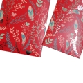 Touch paper red envelopes